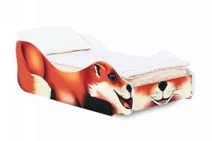 Детская кровать Лиса-Фокси - Мебельная фабрика «Бельмарко»