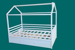 Детская кровать Литл стандарт - Мебельная фабрика «ВЭФ»
