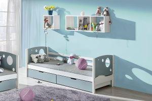 Детская кровать Луна - Мебельная фабрика «Дубрава»