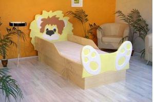 Детская кровать Львенок - Мебельная фабрика «Империя», г. Волжск