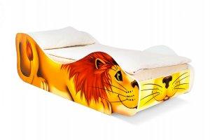 Детская кровать Лев-Кинг - Мебельная фабрика «Бельмарко»
