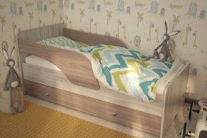 Детская кровать Максимка - Мебельная фабрика «ТМК (Техномебель)»
