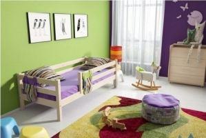 Детская Кровать Машенька №3 - Мебельная фабрика «Pines (Пайнс)»