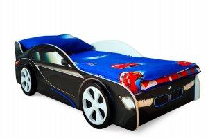 Детская кровать-машинка БМВ - Мебельная фабрика «Бельмарко»