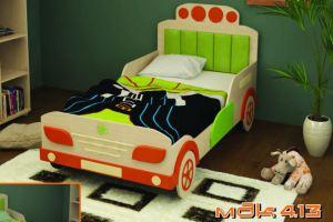 Детская кровать-машинка МДК 4.13 - Мебельная фабрика «Корвет»