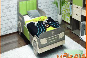 Детская кровать-машинка МДК 4.14 - Мебельная фабрика «Корвет»