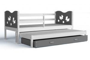Детская кровать Мотылек - Мебельная фабрика «Дубрава»