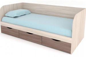Детская кровать Ника - Мебельная фабрика «Баронс»