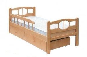 Детская Кровать Ника - Мебельная фабрика «Pines (Пайнс)»