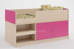 Детская кровать от 3 лет Легенда 39 - Мебельная фабрика «Легенда»