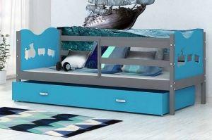 Детская кровать Паровозик - Мебельная фабрика «Дубрава»