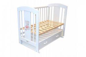 Детская кровать Petit 120х60 - Мебельная фабрика «Лабэль»