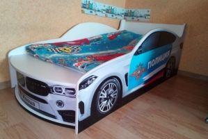 Детская кровать Полиция - Мебельная фабрика «ПМК ВиП»
