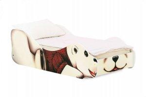 Детская кровать Полярный мишка-Умка - Мебельная фабрика «Бельмарко»