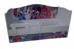 Детская кровать Пони - Мебельная фабрика «ПМК ВиП»