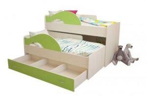 Детская кровать Радуга - Мебельная фабрика «ТРЕНД Мебель»