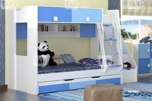 Детская кровать Rich Blue - Мебельная фабрика «ТомиНики»