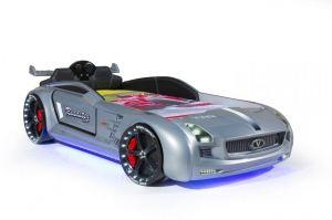 Детская кровать Roadcars Turbo - Мебельная фабрика «GRIFON»