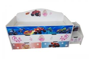 Детская кровать с фотопечатью - Мебельная фабрика «ПМК ВиП»
