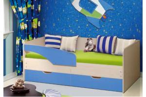Детская кровать с ящиками - Мебельная фабрика «Актив-М» г. Волжск