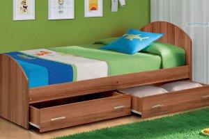 Детская кровать с ящиками - Мебельная фабрика «Матрица»