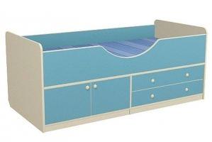 Детская кровать с ящиками Находка 1 - Мебельная фабрика «Мебель от Михаила»