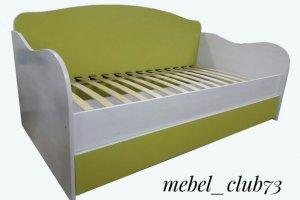 Детская кровать с ящиком - Мебельная фабрика «Mebel_Club73»