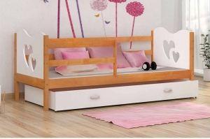 Детская кровать Сердечко - Мебельная фабрика «Дубрава»