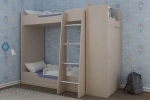 Детская кровать Снежанна - Мебельная фабрика «А-Элита»