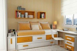 Детская кровать  со столом - Мебельная фабрика «Мебель +5»