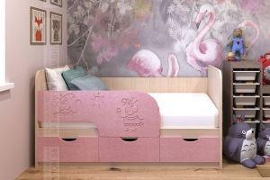 Детская кровать Свинка Пеппа - Мебельная фабрика «Вавилон58»