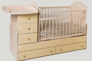 Кровать-трансформер Сафаня №3 - Мебельная фабрика «Сафаня»