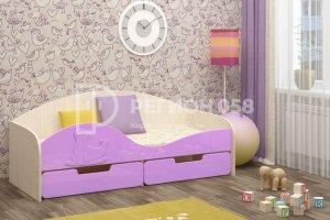 Детская кровать Юниор-8 - Мебельная фабрика «Регион 058»