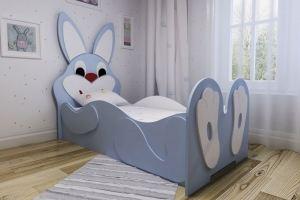 Детская кровать Зайка - Мебельная фабрика «Мульто»