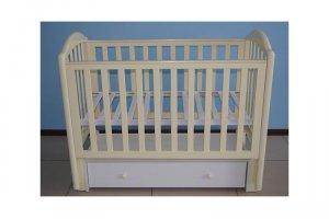Детская кроватка Азалия - Мебельная фабрика «Няня», г. Краснодар