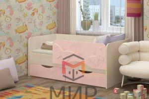 Детская кроватка Бабочка - Мебельная фабрика «Мир»