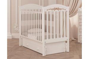 Детская кроватка Даниэль Люкс - Мебельная фабрика «Лилель»