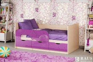 Детская кроватка Единорожек - Мебельная фабрика «РАУС»