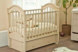 Детская кроватка Ефросинья - Мебельная фабрика «Лилель»