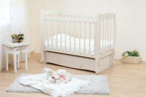Детская кроватка Елисей - Мебельная фабрика «Лилель»