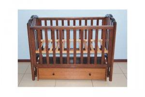 Детская кроватка Фиалка - Мебельная фабрика «Няня», г. Краснодар