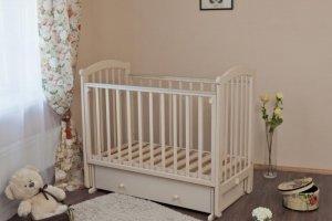 Детская кроватка Ирина - Мебельная фабрика «Лилель»