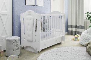 Детская кроватка Каролина - Мебельная фабрика «Лилель»