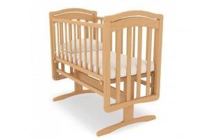 Детская кроватка-колыбель Лили - Мебельная фабрика «Гандылян»