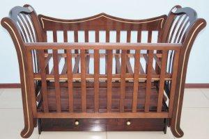 Детская кроватка Корона - Мебельная фабрика «Няня», г. Краснодар