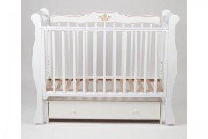 Детская кроватка Корона - Мебельная фабрика «Лилель»