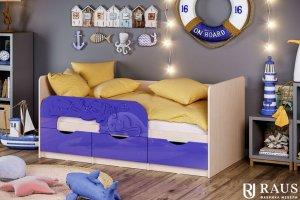 Детская кроватка Котятки - Мебельная фабрика «РАУС»