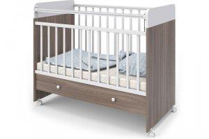 Детская кроватка Кроха 3 - Мебельная фабрика «Атон-мебель»