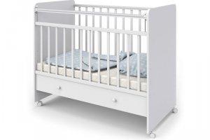 Детская кроватка Кроха 4 - Мебельная фабрика «Атон-мебель»