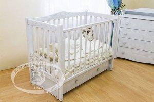 Детская Кроватка Лука С561 - Мебельная фабрика «Красная звезда»